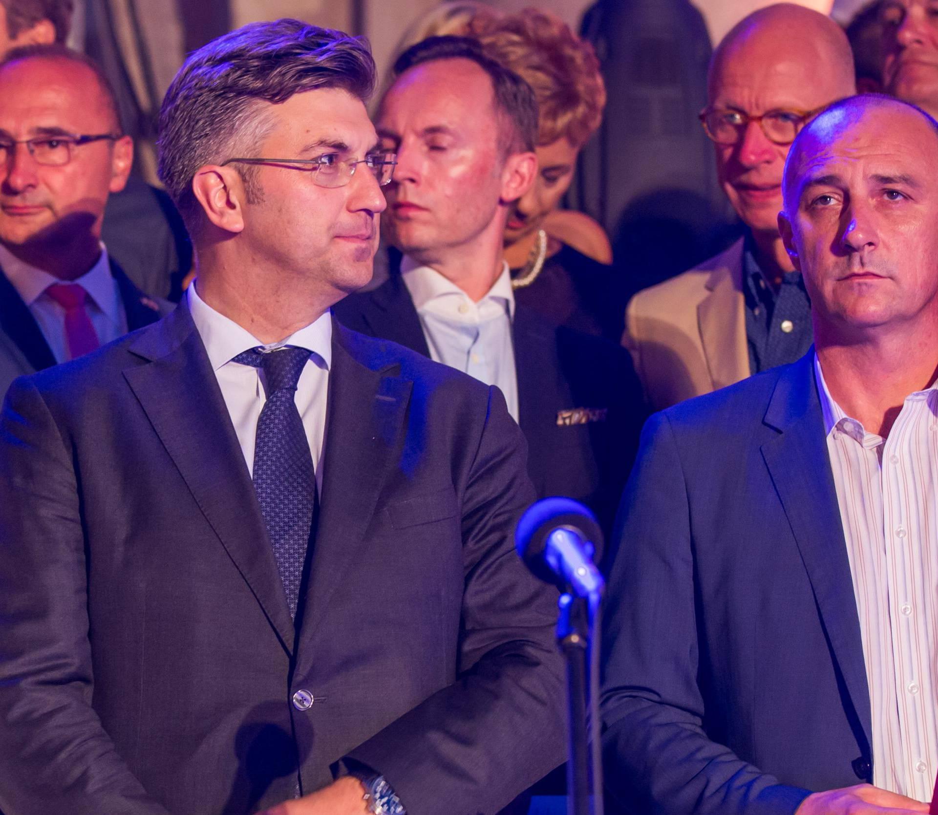 Plenkijevo rješenje za koaliciju: Rast koeficijenta - dva posto!