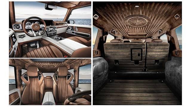 Luksuz ili neukus? Poljaci napravili 'drveni' Mercedes