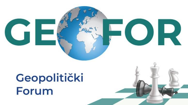 GEOFOR - Geopolitički forum u Nacionalnoj knjižnici u Zagrebu