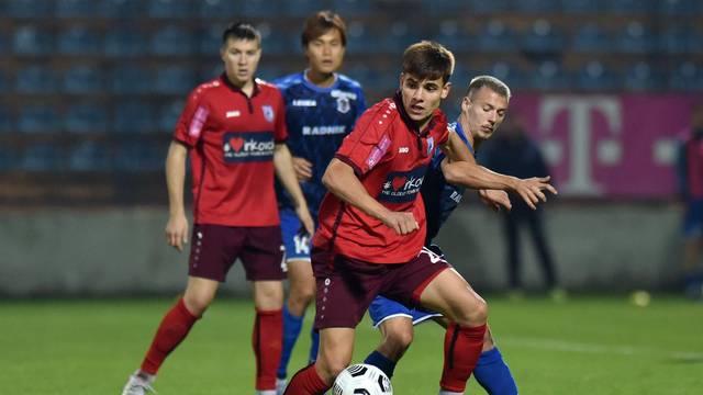 Varaždin i HNK Cibalia  sastali se u 1/16 finala Hrvatskog nogometnog kupa