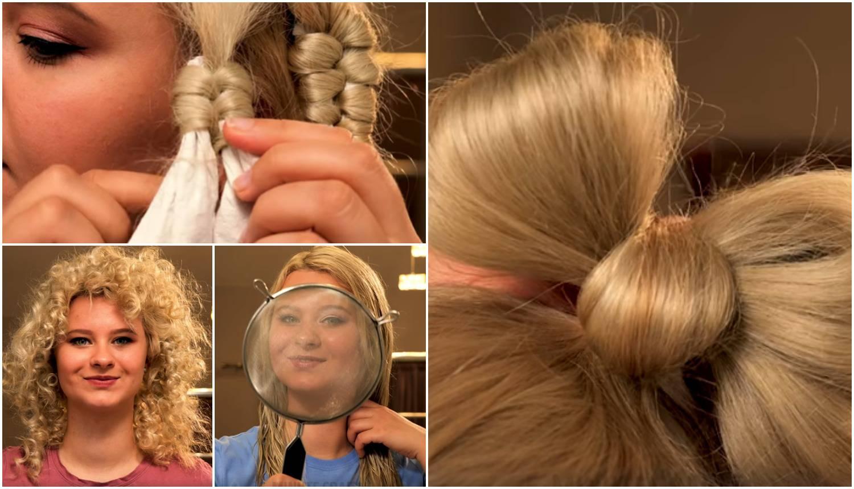 Ove jednostavne ljetne frizure možete napraviti u par minuta