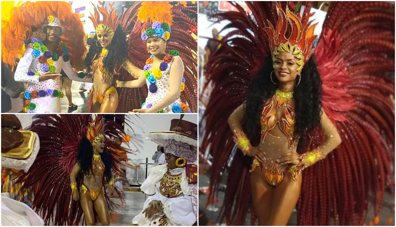Naša Ane 'pali' Rio: Kostim za karneval košta 37.000 kuna...
