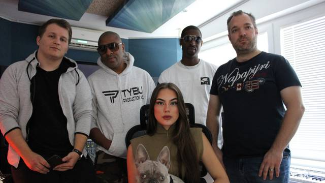Producent Jay-Z-ja, 50 Centa i Snoop Dogga snimao u Zagrebu