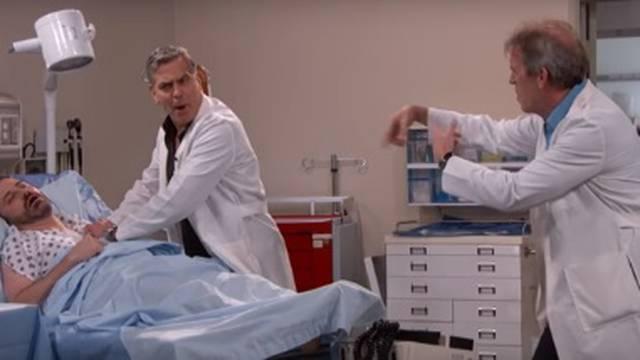 Bez prave terapije: Dr. House ćelavi na jako neobičan način
