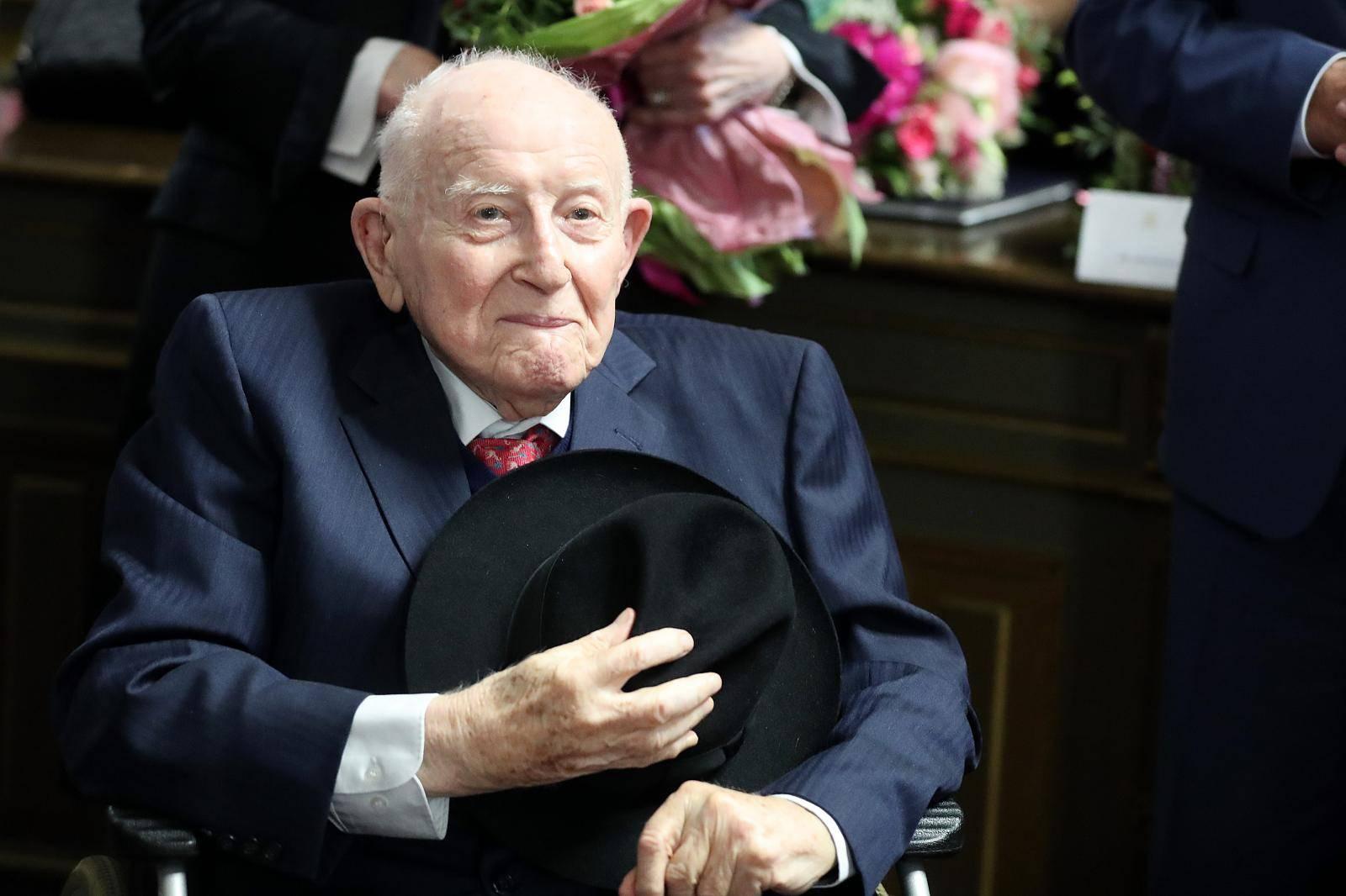 Osakrovac Branko Lustig proglašen počasnim građaninom Zagreba