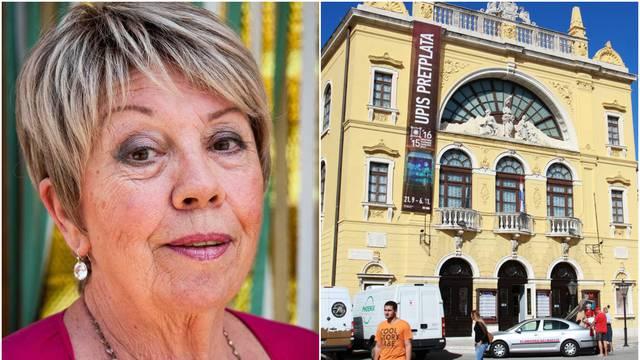 Umrla je Nada Kuzmić, bivša ravnateljica Opere HNK Split