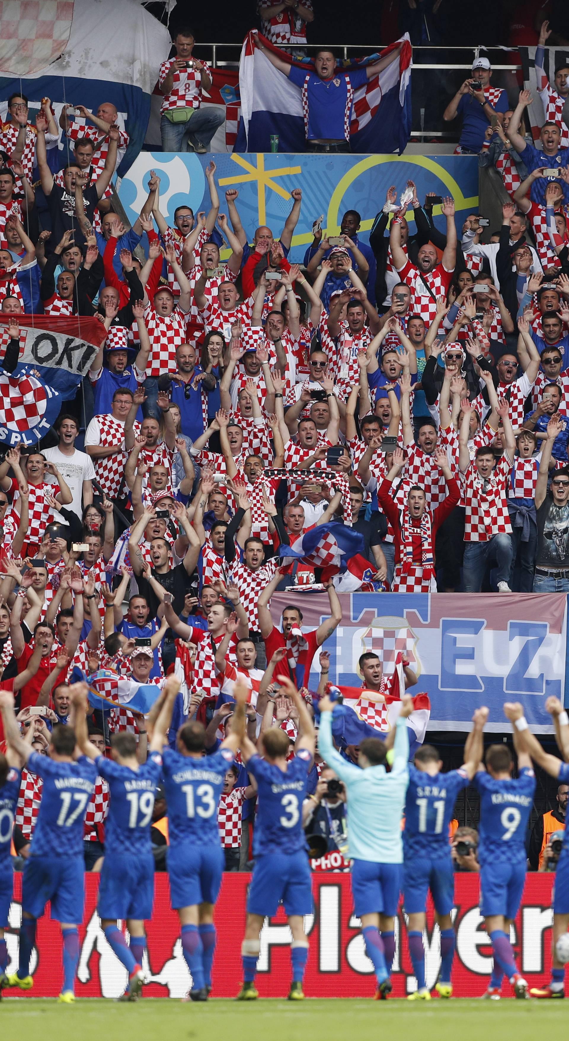 Turkey v Croatia - EURO 2016 - Group D