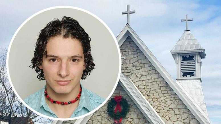 Zavadlav krao po crkvama dok mu je majka čuvala stražu...