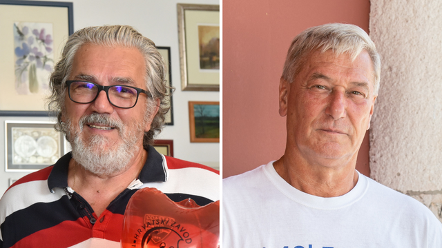 Rekorderi! Vlado i Jadranko zajedno su 724 put darovali krv