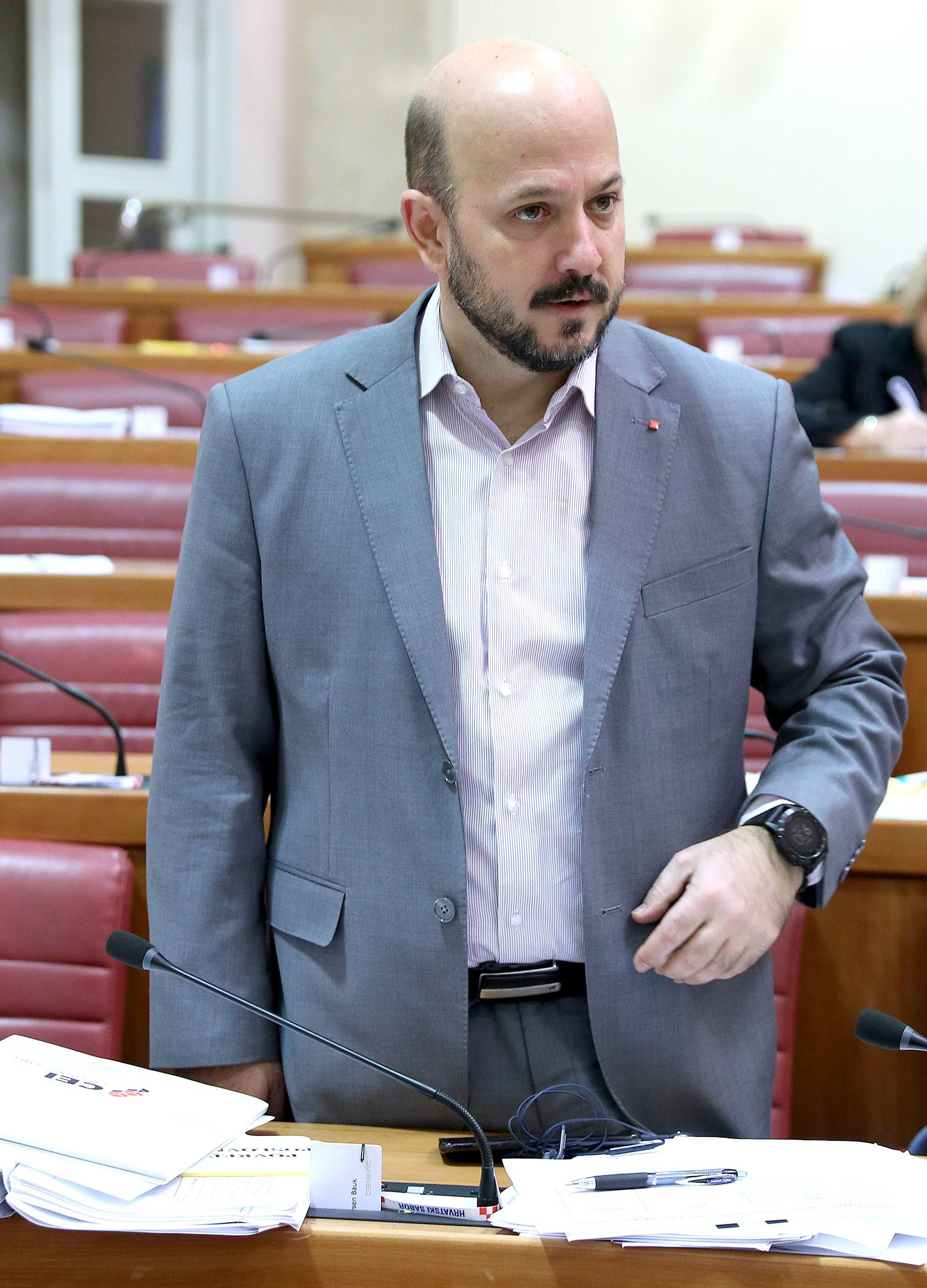 Zagreb: Sabor raspravlja o rebalansu proračuna zbog jamstava Uljaniku