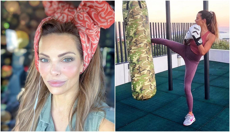 Pišek pokazala kako održava fit liniju: 'Ti si ista Angelina Jolie'