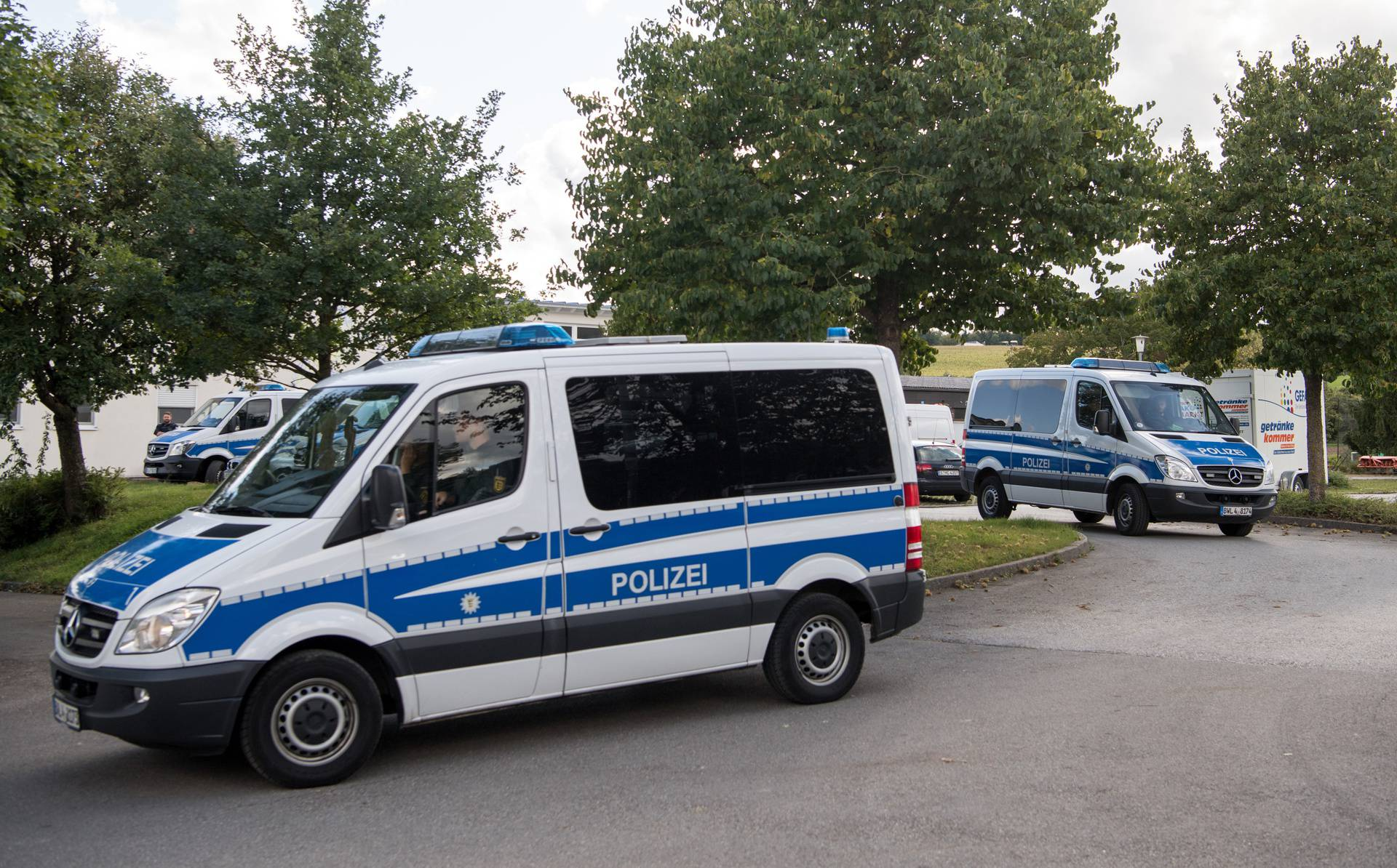 Three dead after shooting in house in Germany
