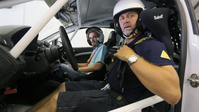 Niko Pulić ulazi u NASCAR: 'To je kruna karijere, još samo WRC...'