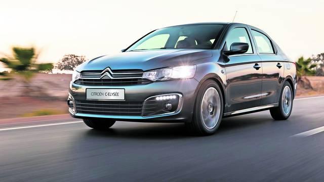 Samo uz kupone iz 24sata osvoji sjajni Citroën C-Elysée