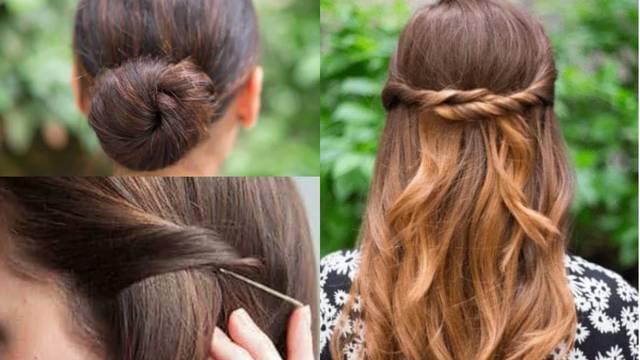 8 jednostavnih frizura koje svi mogu napraviti za par minuta