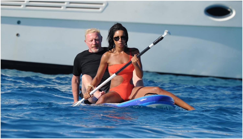 Becker ponovno ljubi: S novom djevojkom uživa u Španjolskoj