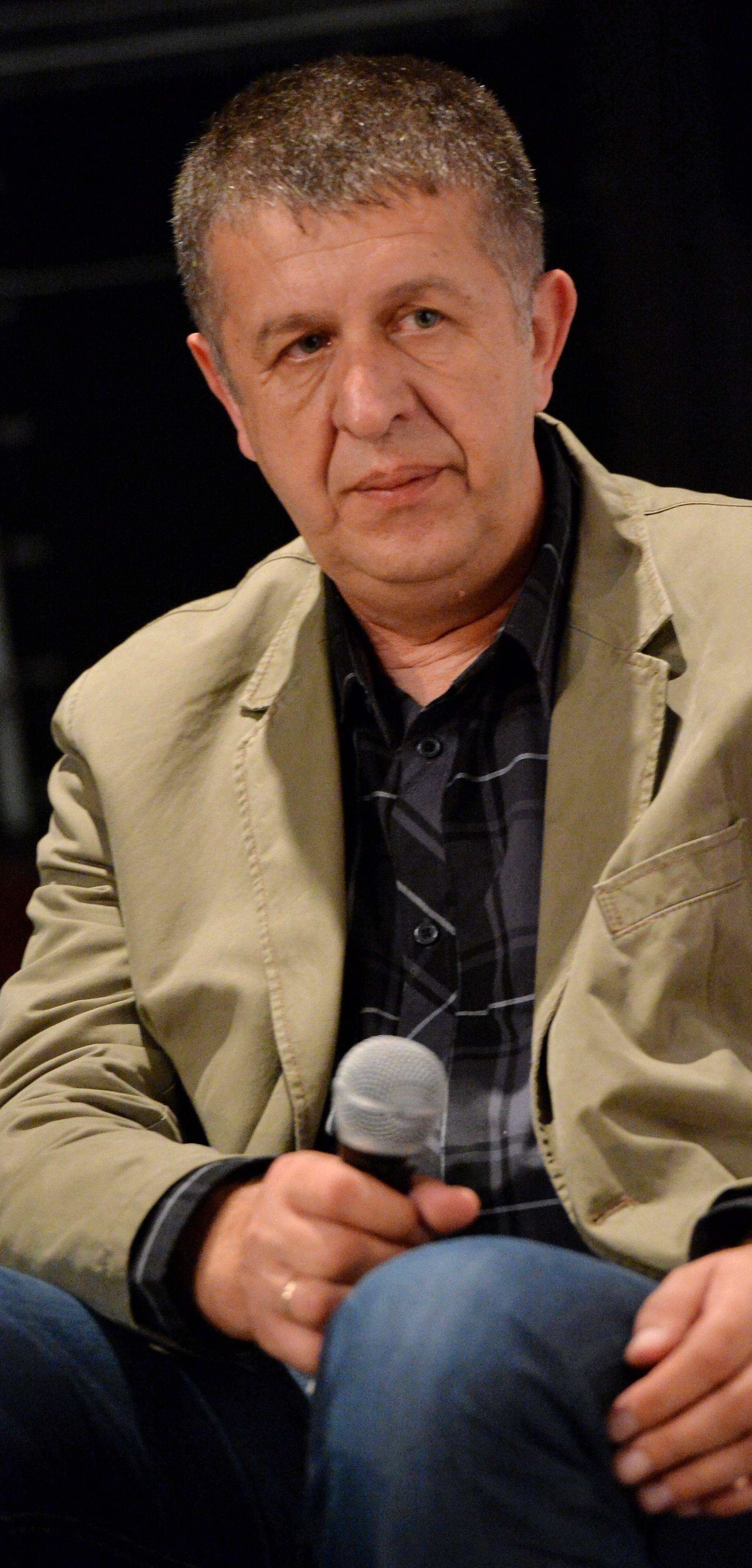 Nagrađivani pisac Mlakić dolazi u Frakturu s novim romanom...