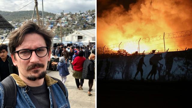 Reporter 24sata koji je bio u Moriji: 'Bilo je samo pitanje vremena kad će izbiti kaos'