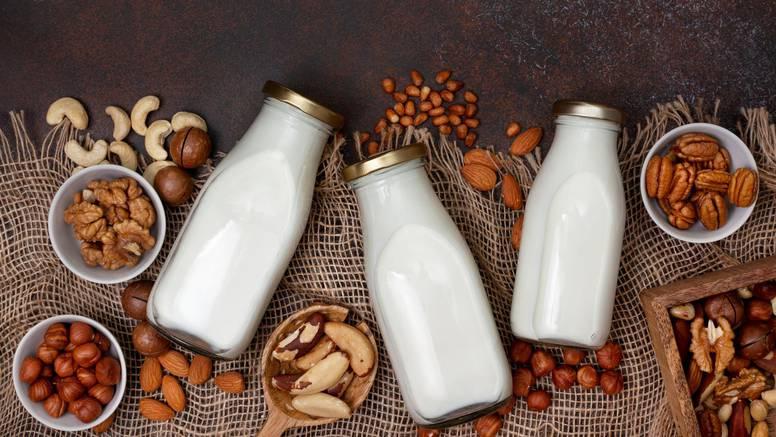 Napravite mlijeko od orašastih plodova za samo dvije minute