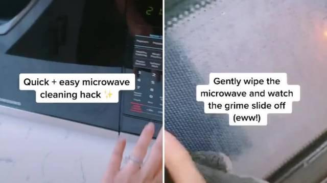 Ne morate ju ribati: Top savjet kako očistiti mikrovalnu pećnicu