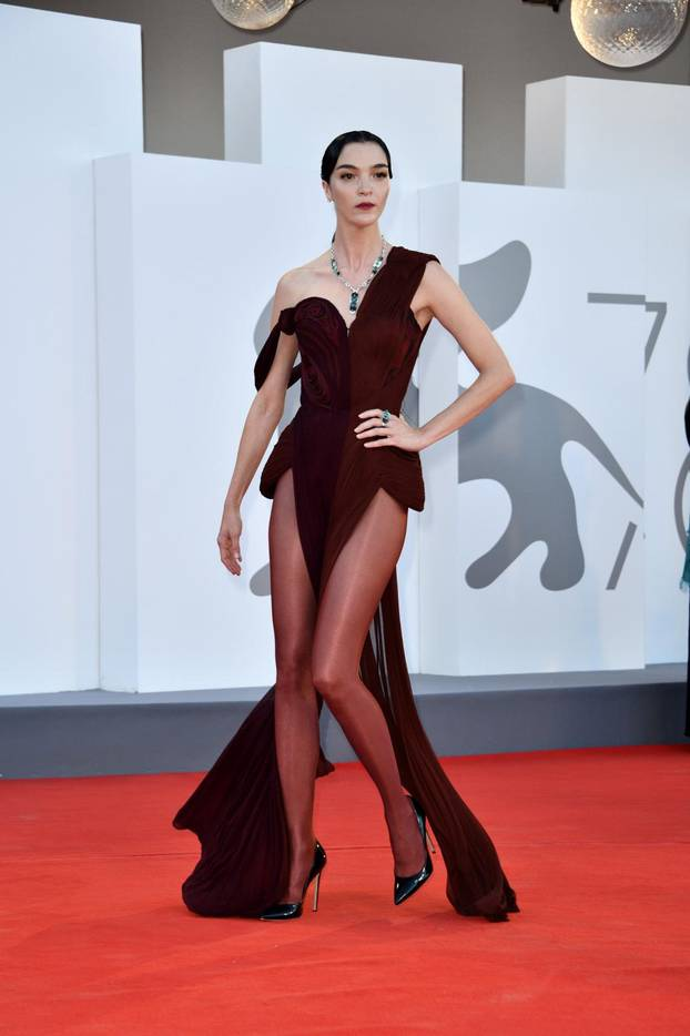 78th Venice Film Festival 2021, Red Carpet Opening Ceremony and film Madres Paralelas