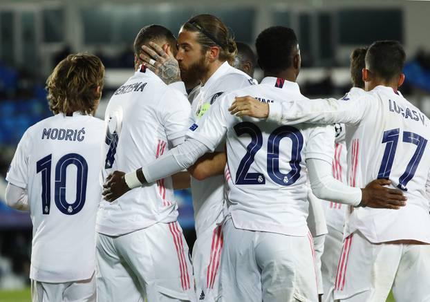 Champions League - Round of 16 Second Leg - Real Madrid v Atalanta