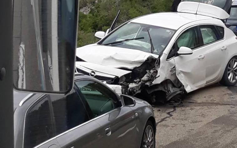 Nesreća kod Senja: 'Ne vidim krv, ali djeca su uznemirena...'