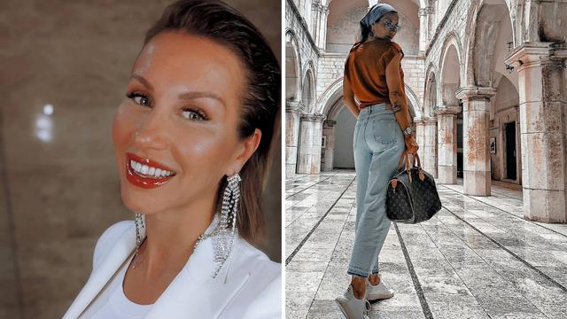 Gruica se pohvalila izlaskom u  Dubrovniku: 'Našminkala sam se. Veliki događaj za mene...'