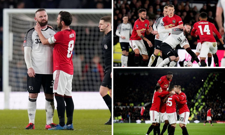 Prijatelji stari, gdje ste: United pobijedio Rooneyev Derby...