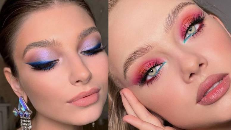 Impresivan make-up na očima: Birajte dvije nijanse u kontrastu
