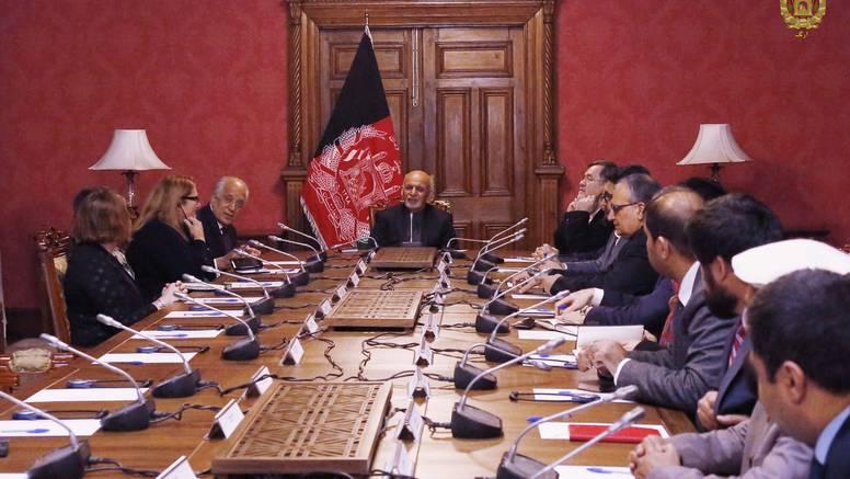 Ghani: Pozivam talibane da pristupe pregovorima s vladom