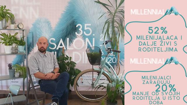 Salon mladih: Milenijalci, ego i digitalno doba su neke od tema