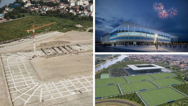 Stigle prve dizalice na Pampas: Europsko čudo dolazi u Osijek