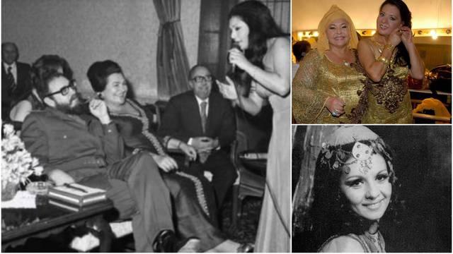 Kraljica južnog melosa: Tito je po nju slao helikopter, a Fidel Castro ju je 'žicao' za kazetu...