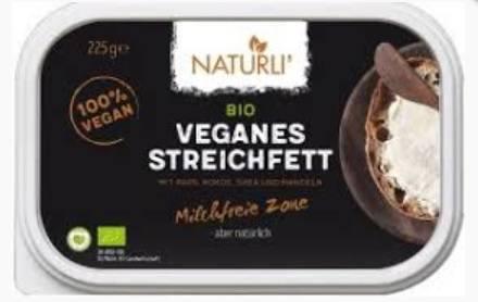 Ministarstvo poljoprivrede zbog plijesni s tržišta povlači Naturli vegansku alternativu maslaca