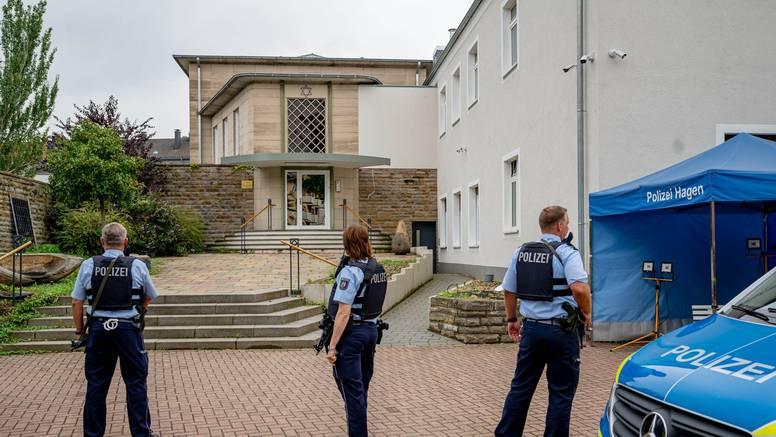 Policija je spriječila napad na sinagogu u njemačkom Hagenu