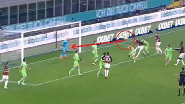 Ma napokon! Rebić zabio prvi gol u sezoni pa izborio penal, Milan u nadoknadi srušio Lazio!