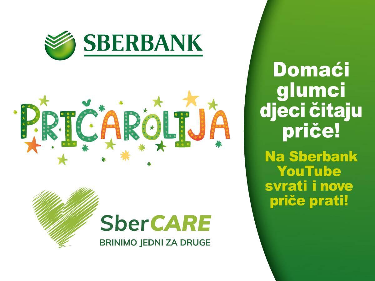Sberbank društveno odgovorno poslovanje - SberCARE