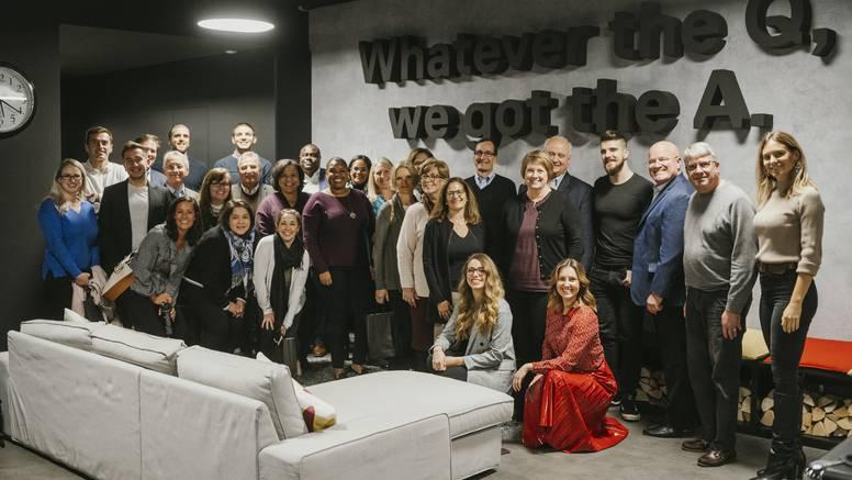 Zagrebačka IT tvrtka Q otvara ured u Londonu i traži 100 ljudi