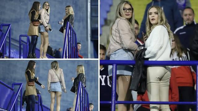 Dinamovke su zapalile tribine: Ljepotice bile hit u Maksimiru