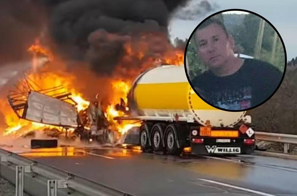 Siniša se zabio u tri kamiona: Živ je izgorio u kabini cisterne?