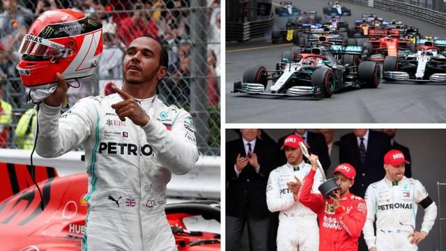 Hamilton slavio u sjajnoj utrci u Monacu: Nedostaje mi Lauda