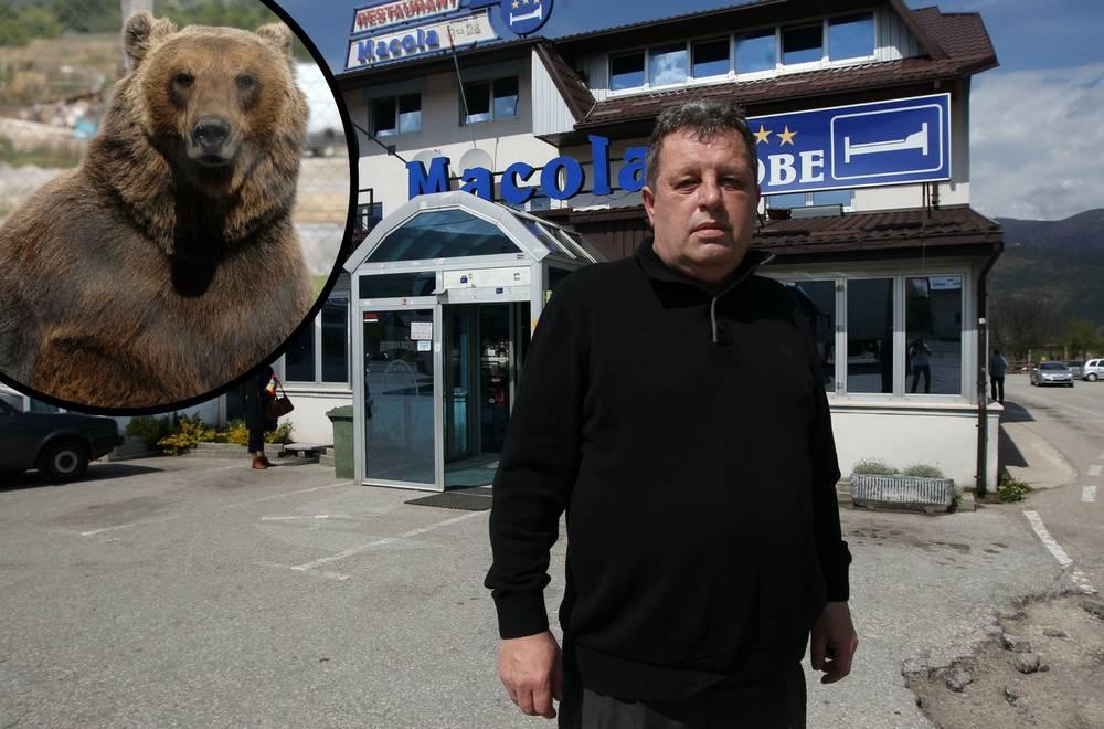 Macola: 'Poklanjam sve svoje medvjede, oni ne smiju u šumu'