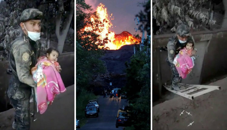 Jako teško identificiraju mrtve: Spasili su bebu iz pepela kuće!
