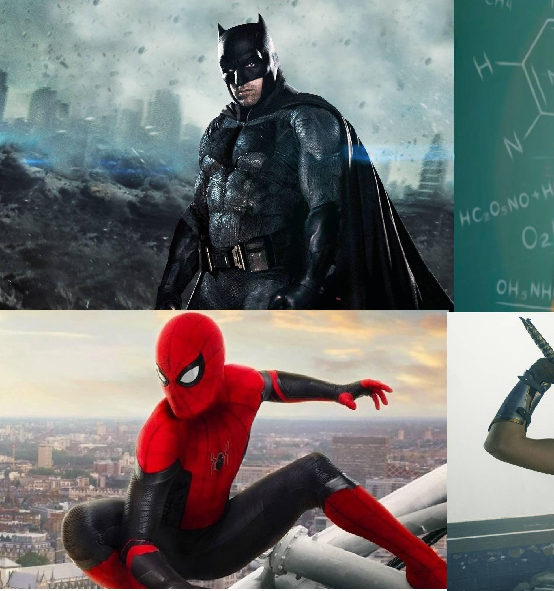Superjunaci znaci: Rak je Hulk, Lav Iron Man, a Škorpion Thor