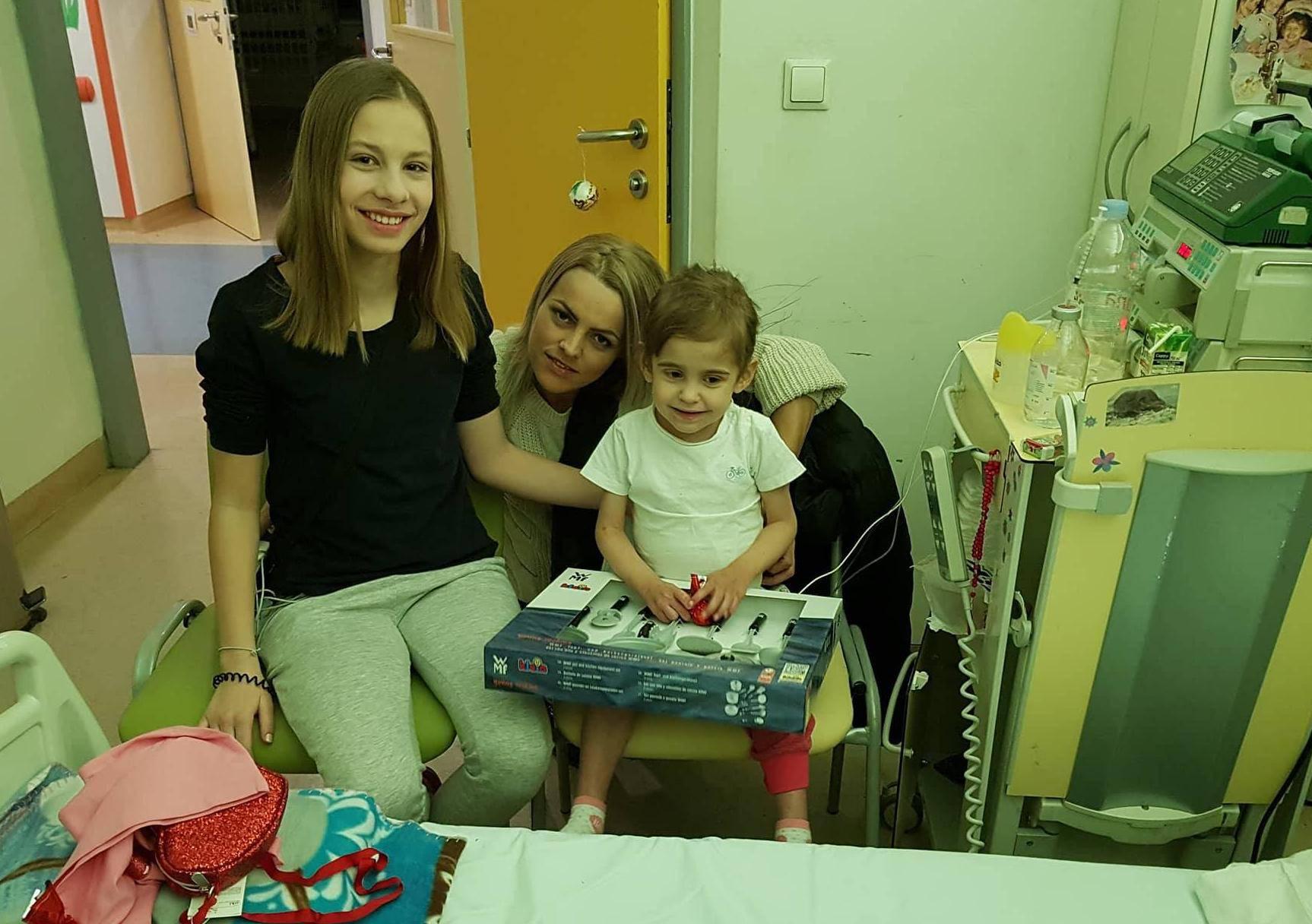 Mala Rita ima svoga anđela: Božić joj je uljepšala Gabi (13)