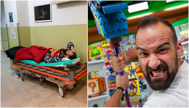 Tjedan bez 'Zenzacije': Šarić se i dalje oporavlja od operacije