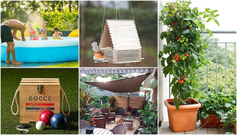 Ovih 11 stvari idealne su za opuštanje i zabavu u dvorištu