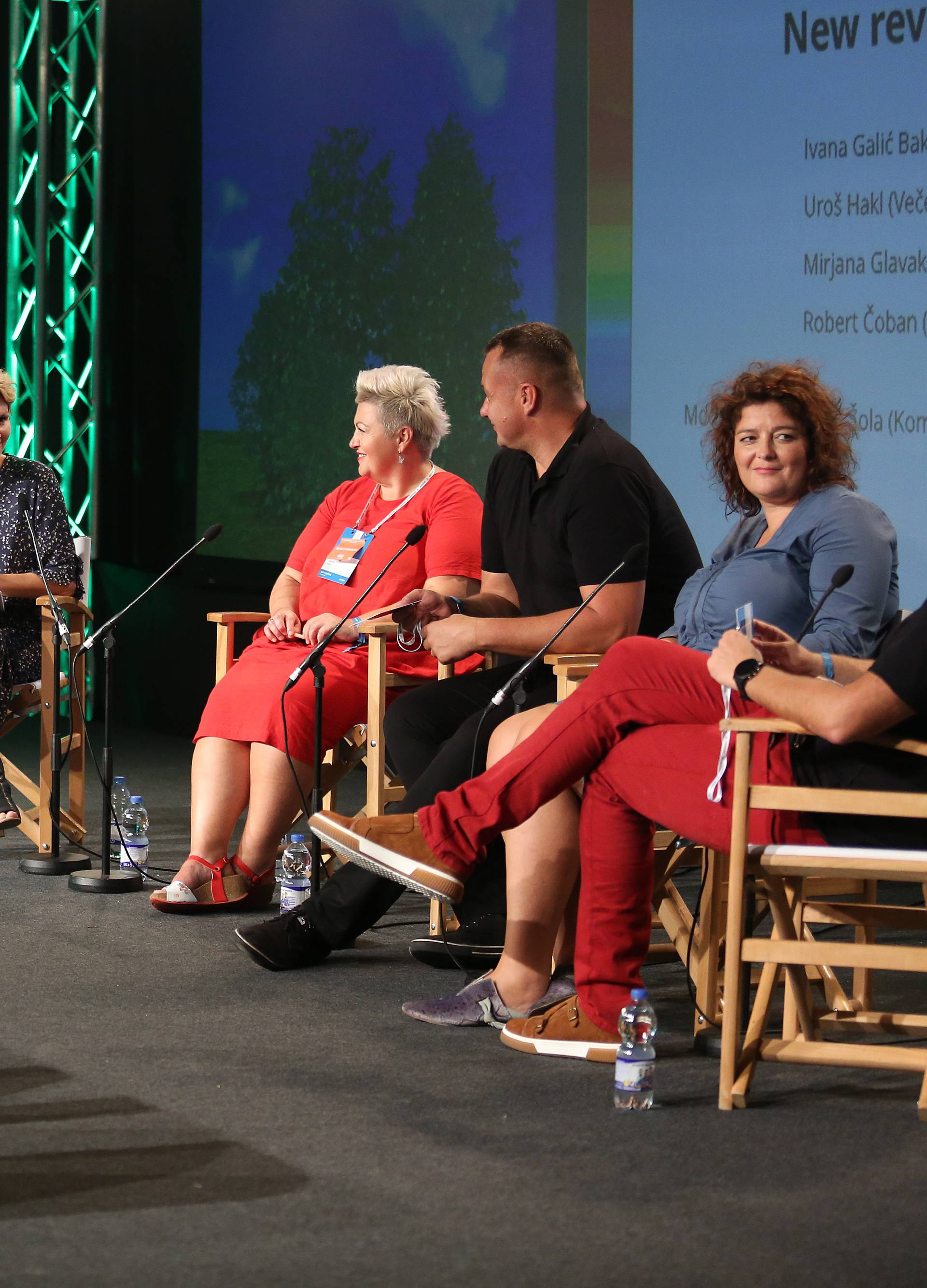 Rovinj: Weekend Media Festival, panel diskusija New revenue projekti
