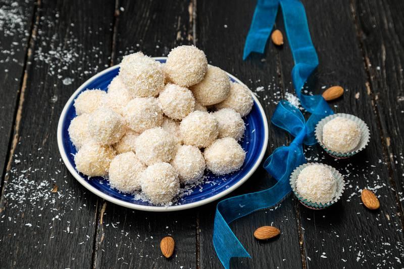 Slasne kakao ili kokos kuglice gotove u svega nekoliko minuta